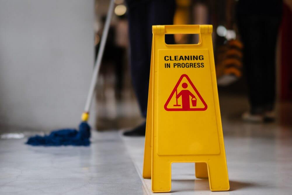 Contract cleaning Johannesburg Cape Town