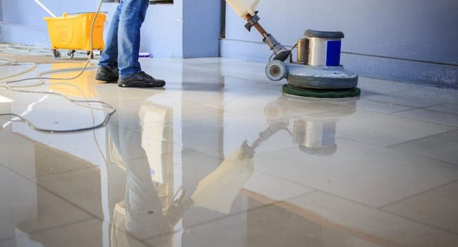 Specialised cleaning services